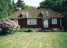 Algusered Särö. Bild 1912.