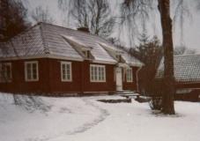 Algusered Särö. Bild 1913.