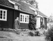 Algusered Särö. Bild 1914.