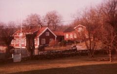 Algusered Särö. Bild 1916.