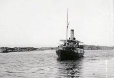 Ångbåt Särö. Bild 10118.