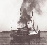 Ångbåt Särö. Bild 10119.