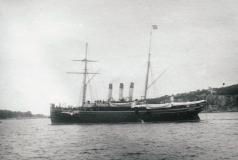 Drott Särö. Bild 10133.