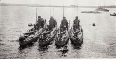Krigsfartyg Särö. Bild 10136.