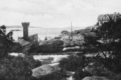 Bad Särö. Bild 10806.