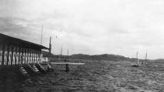 Bad Särö. Bild 2262.