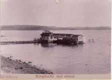 Badhus Särö. Bild 10358.