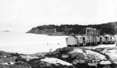 Badhus Särö. Bild 10359.