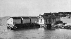 Badhus Särö. Bild 10360.