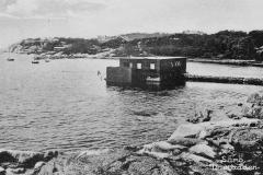 Badhus Särö. Bild 10361.
