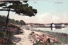 Badhus Särö. Bild 10363.