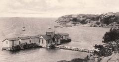 Badhus Särö. Bild 10367.