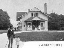 Badhus Särö. Bild 1235.