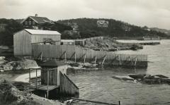 Badhus Särö. Bild 40065.