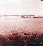 Särö båthamn. Bild 10144.