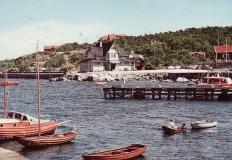 Särö båthamn. Bild 10406.