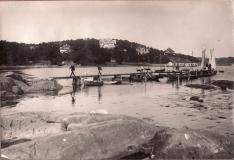 Särö båthamn. Bild 1342.