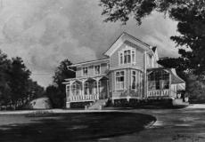 Berghem Särö. Bild 10552.