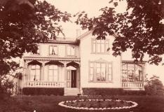 Berghem Särö. Bild 1191.