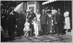 Broström Särö. Bild 1947