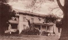 Drottninghuset Särö. Bild 11610.
