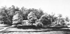 Drottninghuset Särö. Bild 11621.