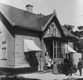 Ekudden Särö. Bild 10895.