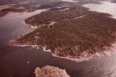 Flygfoto Särö. Bild 10673.