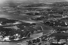 Flygfoto Särö. Bild 10695.