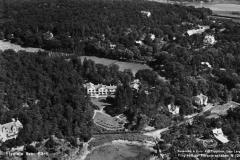 Flygfoto Särö. Bild 10700.