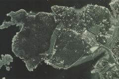 Flygfoto Särö. Bild 11447.