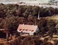 Flygfoto Särö. Bild 10557.