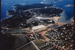 Flygfoto Särö. Bild 10666.