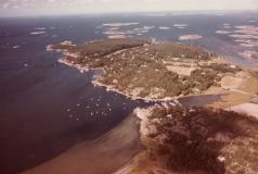 Flygfoto Särö. Bild 10669.