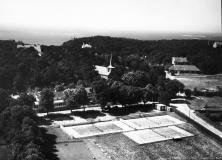 Flygfoto Särö. Bild 10676.