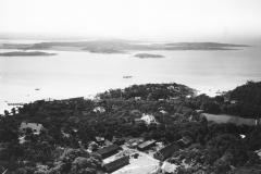 Flygfoto Särö. Bild 10678.