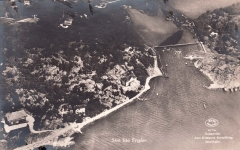 Flygfoto Särö. Bild 10697.