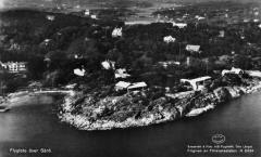 Flygfoto Särö. Bild 10699.