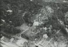 Flygfoto Särö. Bild 2611.