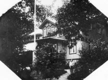 Fridhem Särö. Bild 10521.