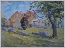 Fridhem Särö. Bild 2544.