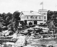 Furuhäll Särö. Bild 10381.