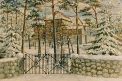 Furuhöjd Särö. Bild 11777.