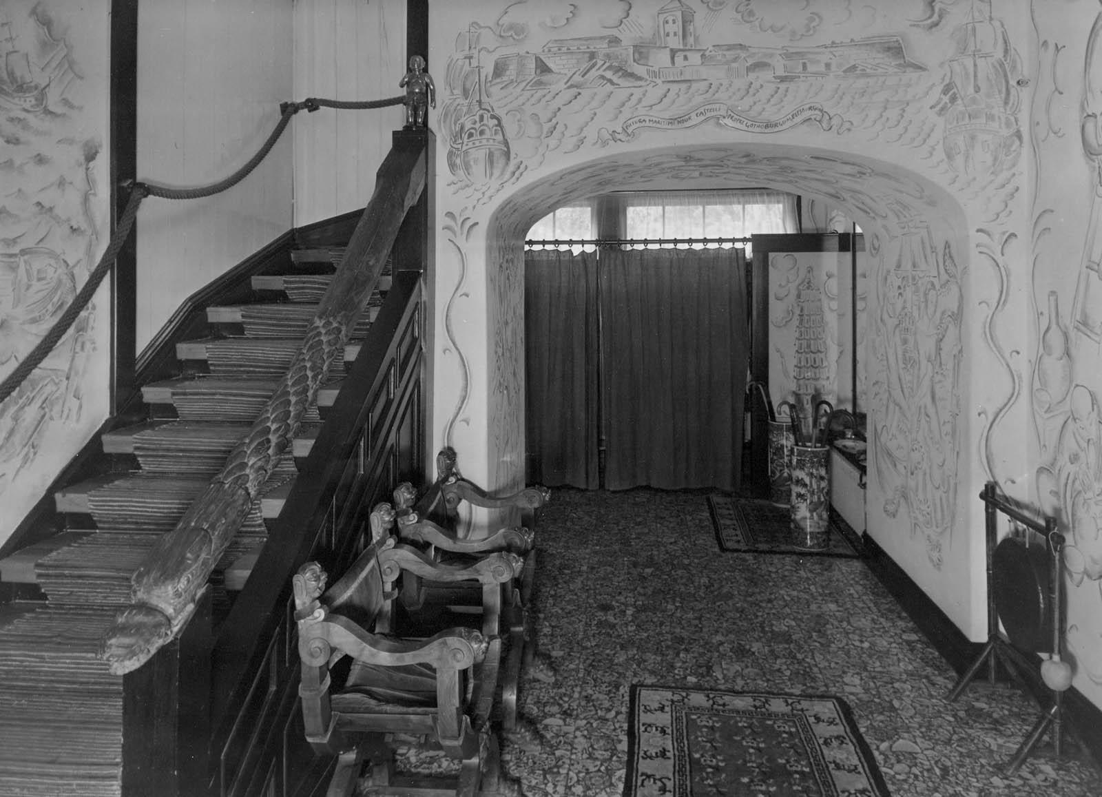 Gövik Särö. Bild 1042.