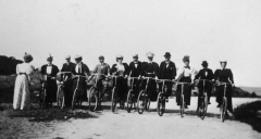 Cykelutflykt Särö. Bild 10891.