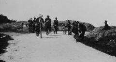 Cykelutflykt Särö. Bild 10914.
