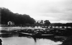 Inre viken Särö. Bild 10598.
