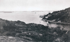 Inre viken Särö. Bild 10755.