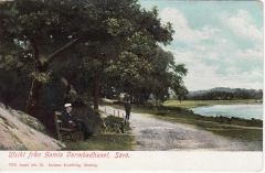 Inre viken Särö. Bild 10777b.