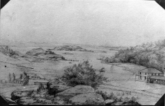 Inre viken Särö. Bild 11681b.